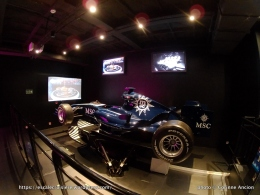 MSC Fantasia - Simulateur de F1
