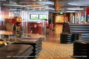MSC Fantasia - Sports bar