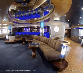 MSC Fantasia - Transatlantico Piano bar
