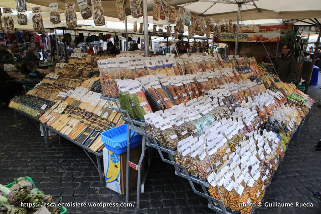 Rome - Marché de Campo di Fiori