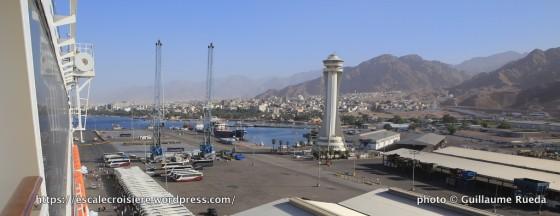 Escale à Aqaba
