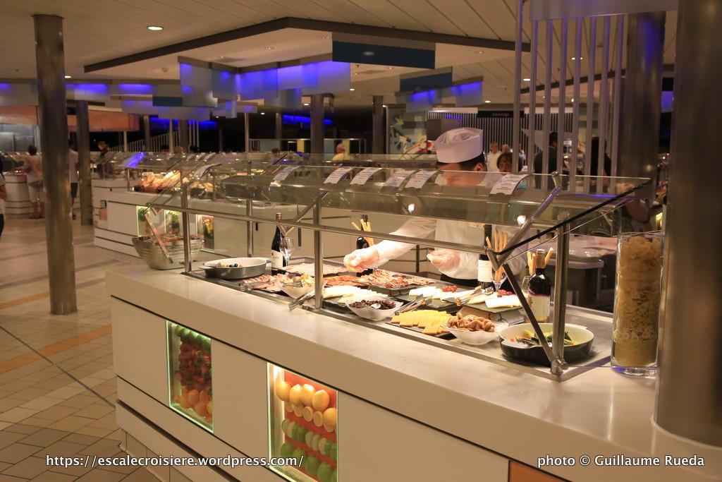 Celebrity Equinox - Buffet Ocean View Café