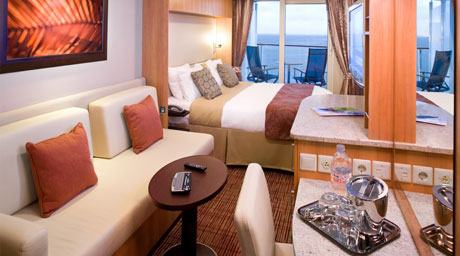 Celebrity Equinox - Cabine AquaClass