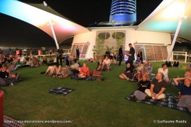 Celebrity Equinox - Concert sur la pelouse - The Lawn Club