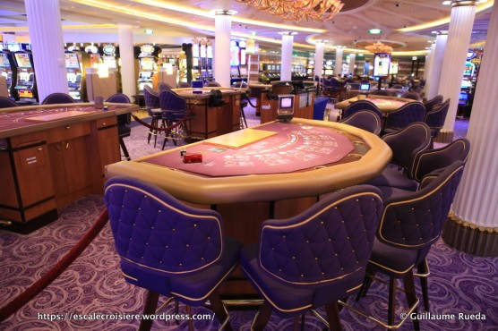 Celebrity Equinox - Fortunes Casino