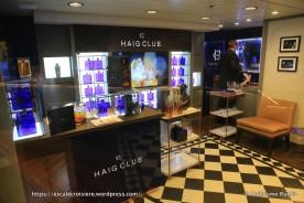 Celebrity Equinox - Haig Club - Whisky