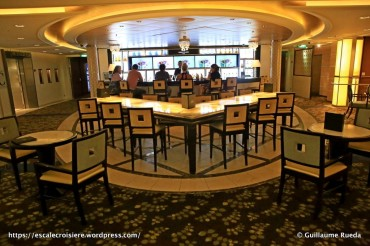 Celebrity Equinox - Molecular bar