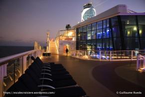 Celebrity Equinox - Ocean view café