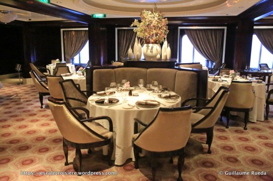 Celebrity Equinox - Restaurant Murano