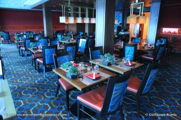 Celebrity Equinox - Restaurant Silk Harvest