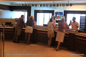 Celebrity Equinox - Shore Excursion - Bureau des excursions