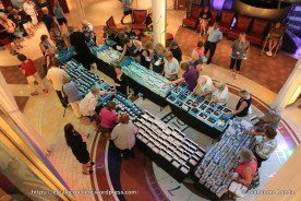 Celebrity Equinox - Boutique - Vente flash