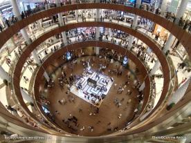Escale à Dubaï - Emirats Arabes - Dubaï Mall