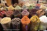 Escale à Dubaï - Emirats Arabes - Souk des épices