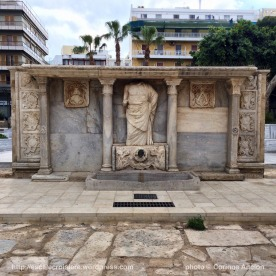 Escale à Heraklion - Grèce - fontaine Bembo