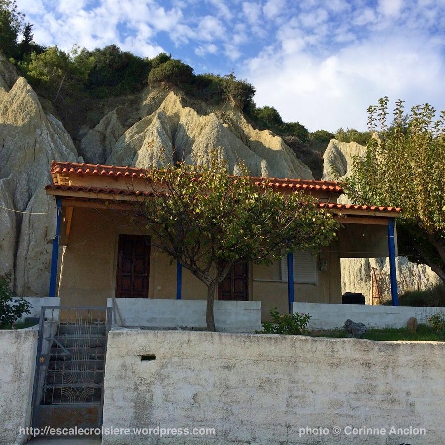 Escale à Katakolon - Grèce - Promenade sur les hauteurs