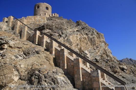 Escale à Mascate - Sultanat d'Oman - La Corniche