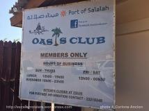 Escale à Salalah - Sultanat d'Oman - Oasis Club