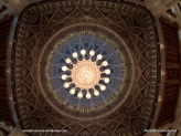 Mascate - Sultanat d'Oman - Mosquée du Sultan Qaboos