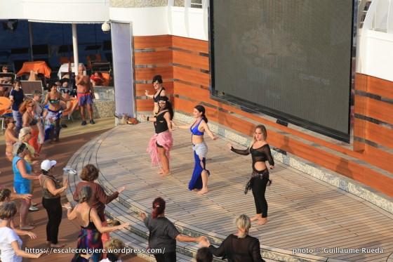 MSC Fantasia - Danse du ventre