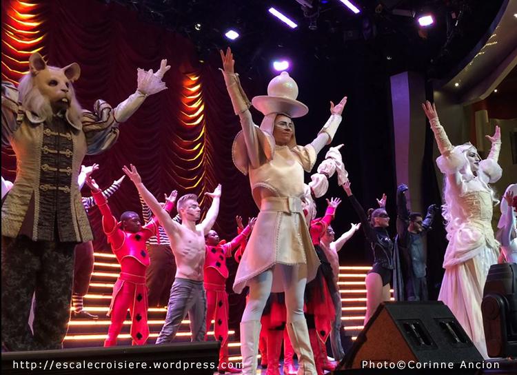 MSC Fantasia - Spectacle Wonderland