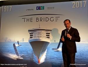 The Bridge 2017 - Joseph Zimet - Directeur général de la Mission du centenaire de la Première Guerre Mondiale