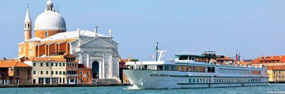 MS Michaelangelo - CroisiEurope - Venise