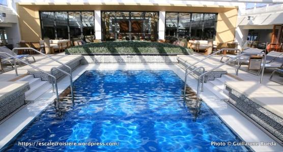 Viking Sky - Main pool