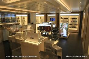 Viking Sky - The shop - boutiques
