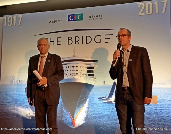 The Bridge 2017 - Damien Grimont- Patrick Boissier