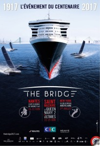 Affiche The Bridge - Queen Mary 2