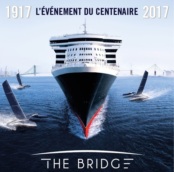 Affiche Affiche The Bridge - Queen Mary 2