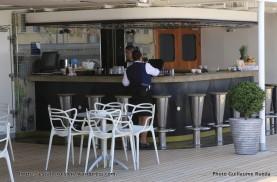 Costa Magica - Bar solarium