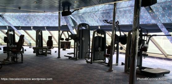 Costa Magica - Salle de sport