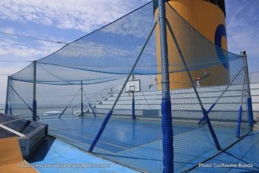 Costa Magica - Terrain multisport