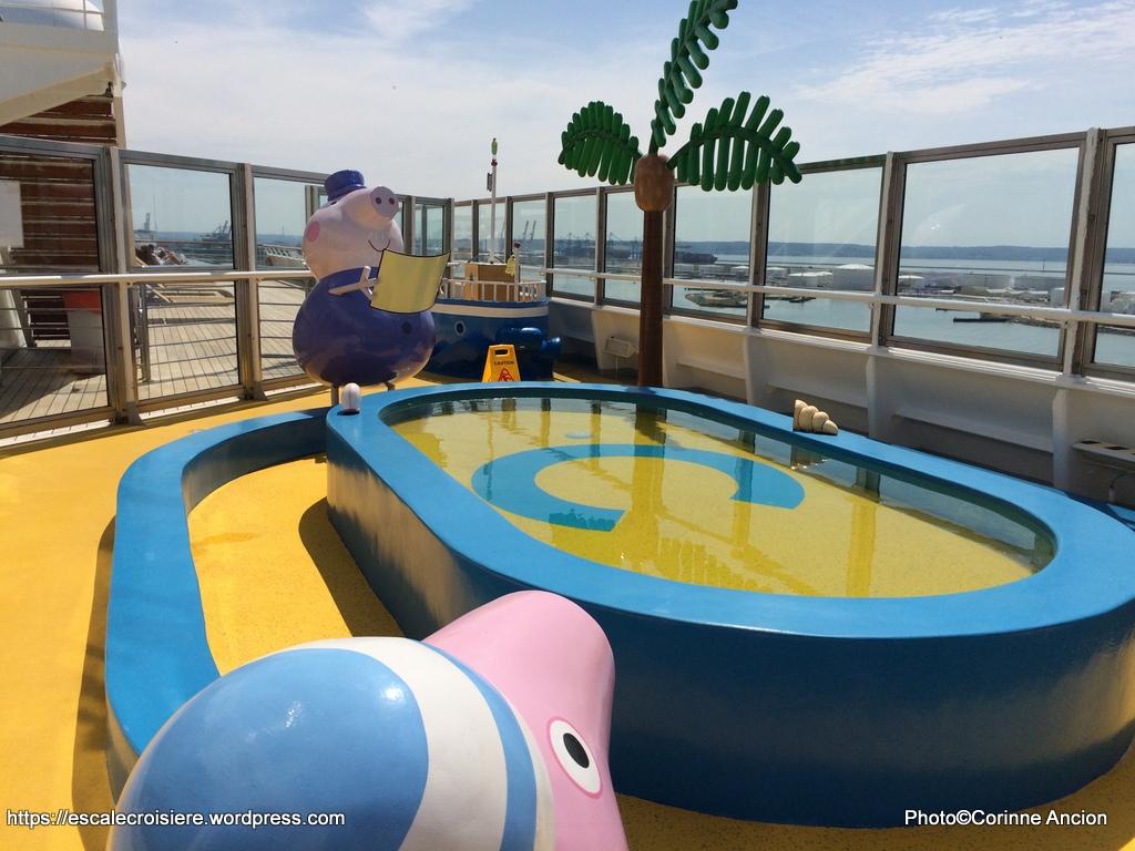 Costa Magica - Squok club enfants - Peppa Pig