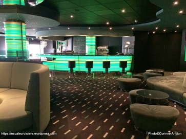 MSC Croisières - The Green Sax Jazz bar