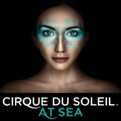 MSC Meraviglia - Spectacle cirque du soleil at sea