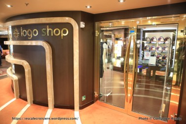 MSC Preziosa - Boutique - Logo Shop