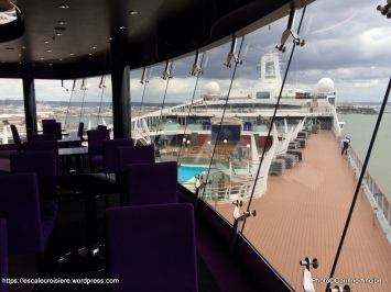 MSC Preziosa - Galaxy Lounge - Restaurant and club