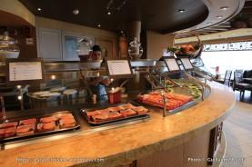 MSC Preziosa - Maya and Inca Buffet restautant