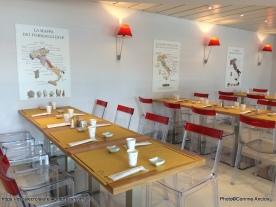 MSC Preziosa - Restaurant Eataly