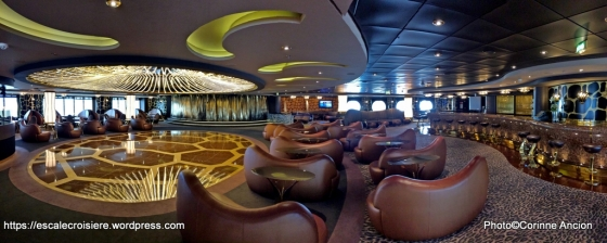 MSC Preziosa - Safari Lounge bar and Music