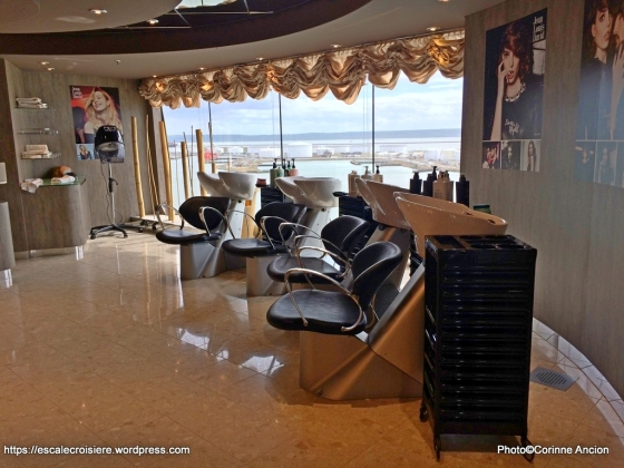 MSC Preziosa - Salon de coiffure Jean-Louis David