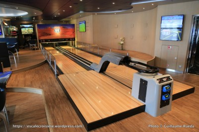MSC Preziosa - Sports and bowling Diner