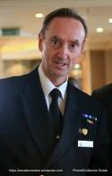 Queen Mary 2 - Captain Chris Wells