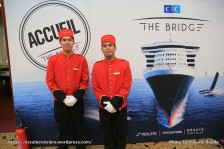 2017-06-23_The Bridge - Queen Mary 2 - Cherbourg
