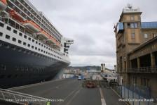 2017-06-23_The Bridge - Queen Mary 2 - Cherbourg