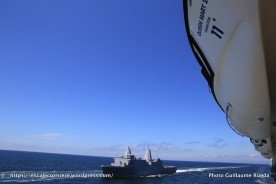 2017-06-24_The Bridge 2017_Escorte du Queen Mary 2 - USS Arlington – USA