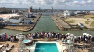 2017-06-24_The Bridge 2017_Queen Mary 2 à Saint Nazaire - Forme Joubert